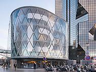 La rénovation du nouveau centre commercial Beaugrenelle conçue par le cabinet d'architectes Valode et Pistre
