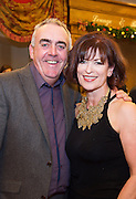 John and Clare Fallon at the Gorta Self Help Africa Annual Ball at the Galway Bay Hotel, Salthill Galway.<br /> Photo:Andrew Downes, xposure.