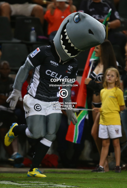 DURBAN, SOUTH AFRICA - MARCH 05: General views during the 2016 Super Rugby match between Cell C Sharks and Jaguares at Growthpoint Kings Park Stadium on March 05, 2016 in Durban, South Africa. (Photo by Steve Haag/Gallo Images)