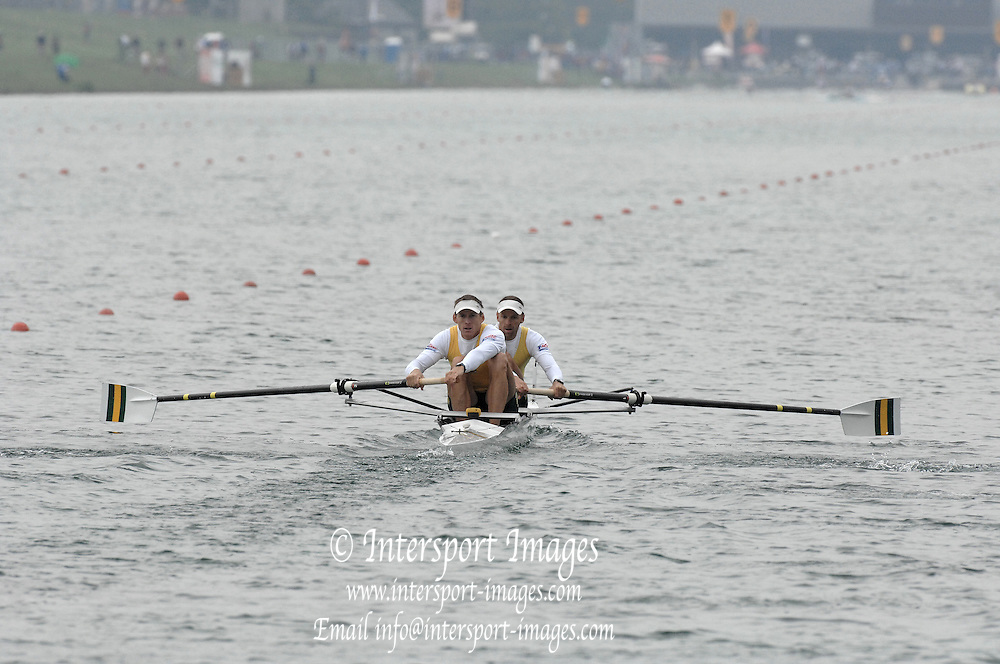 , Rowing Course, Olympic Regatta Rowing Course, Munich, GERMANY