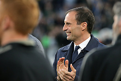 May 19, 2019 - Turin, Turin, Italy - head coach of Juventus FC Massimiliano Allegri during the serie A match between Juventus FC and Atalanta BC at Allianz Stadium on May 19, 2019 in Turin, Italy. (Credit Image: © Giuseppe Cottini/NurPhoto via ZUMA Press)