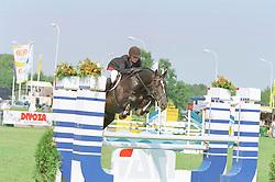Klompmaker Hester-Plesman<br />KWPN Paardendagen 2001<br />Photo © Dirk Caremans