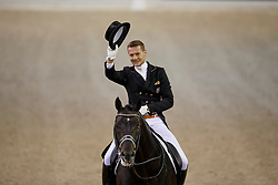 Gal Edward, NED, Glock's Zonik<br /> The Dutch Masters<br /> Indoor Brabant - 's Hertogen bosch 2018<br /> © Hippo Foto - Dirk Caremans<br /> 09/03/2018