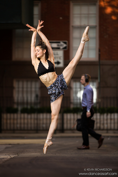 Dance As Art The New York City Photography Project West Village Series with dancer Alex Policaro