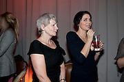 Mary Davidson; Sadie Frost, Rodial Beautiful Awards. Sanderson Hotel. 1 February 2011. -DO NOT ARCHIVE-© Copyright Photograph by Dafydd Jones. 248 Clapham Rd. London SW9 0PZ. Tel 0207 820 0771. www.dafjones.com.