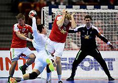 20160120 Danmark-Ungarn EHF EURO 2016 Mens Handball - Poland