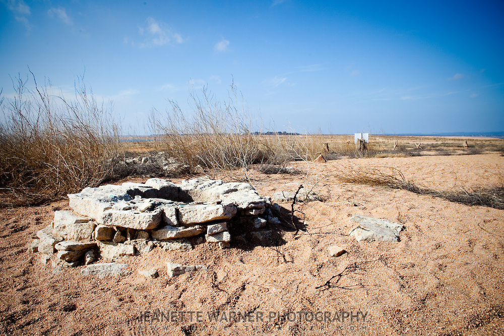 Photos from Old Bluffton, which was flooded out when the Colorado River was dammed up.  Due to the drought of 2011, the water levels have gone down far enough to expose foundations and artifacts left behind.