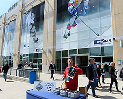 Events at the 2014 MasterCard Memorial Cup in London, ON. Photo by Aaron Bell/CHL Images