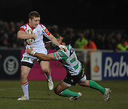 Ulster Rugby v Benetton Rugby Treviso 010313