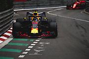 May 23-27, 2018: Monaco Grand Prix. Daniel Ricciardo (AUS), Aston Martin Red Bull Racing, RB14
