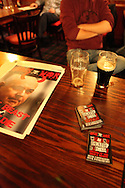 Class War meeting in a London pub Class War