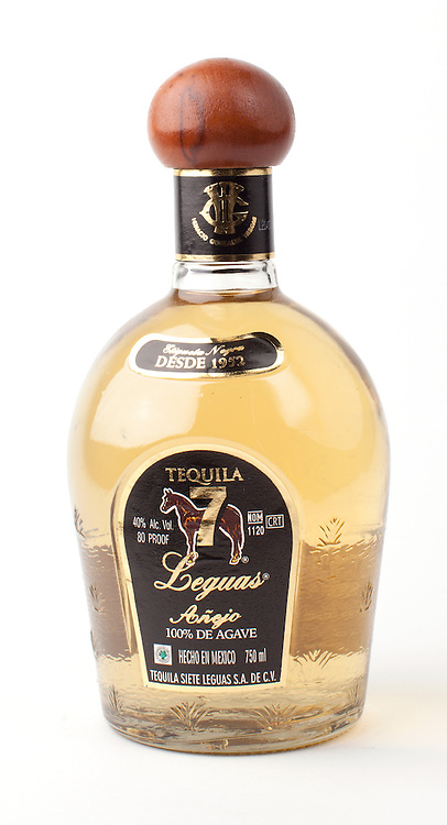 Siete Leguas anejo -- Image originally appeared in the Tequila Matchmaker: http://tequilamatchmaker.com