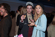 SUKI WOODHOUSE; , The Vogue Festival 2012 in association with Vertu- cocktail party. Royal Geographical Society. Kensington Gore. London. SW7. 20 April 2012.