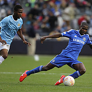 Ramires, Chelsea, in action during the Manchester City V Chelsea friendly exhibition match at Yankee Stadium, The Bronx, New York. Manchester City won the match 5-3. New York. USA. 25th May 2012. Photo Tim Clayton