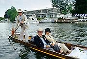 Henley Royal Regatta, Oxfordshire, England, United Kingdom