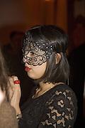ADELINE DARMANGNAC, Cointreau and Dita von Teese event. 1 Marlebone Rd. London. 13 December 2007. -DO NOT ARCHIVE-© Copyright Photograph by Dafydd Jones. 248 Clapham Rd. London SW9 0PZ. Tel 0207 820 0771. www.dafjones.com.