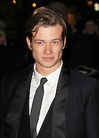 LONDON - DECEMBER 13: Ed Speleers attended the English National Ballet Christmas Party at St Martins Lane Hotel, London, UK. December 13, 2012. (Photo by Richard Goldschmidt)