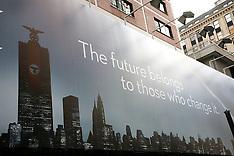 NY: Controversial Amazon Billboard 9 Dec 2016