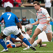 England play Samoa at the Silicon Valley Sevens in San Jose, California. November 4, 2017. <br /> <br /> By Jack Megaw.<br /> <br /> <br /> <br /> www.jackmegaw.com<br /> <br /> jack@jackmegaw.com<br /> @jackmegawphoto<br /> [US] +1 610.764.3094<br /> [UK] +44 07481 764811