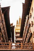 Shanghai street scenes