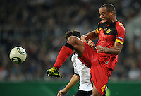 FUSSBALL  INTERNATIONAL  EM 2012  QUALIFIKATION  Deutschland - Belgien                              11.10.2011 Vincent KOMPANY (Belgien)