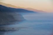 Sunrise, Ptarmigan Point, Big Sur, California  2007