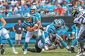 NFL-Jacksonville Jaguars at Carolina Panthers-Oct 6, 2019