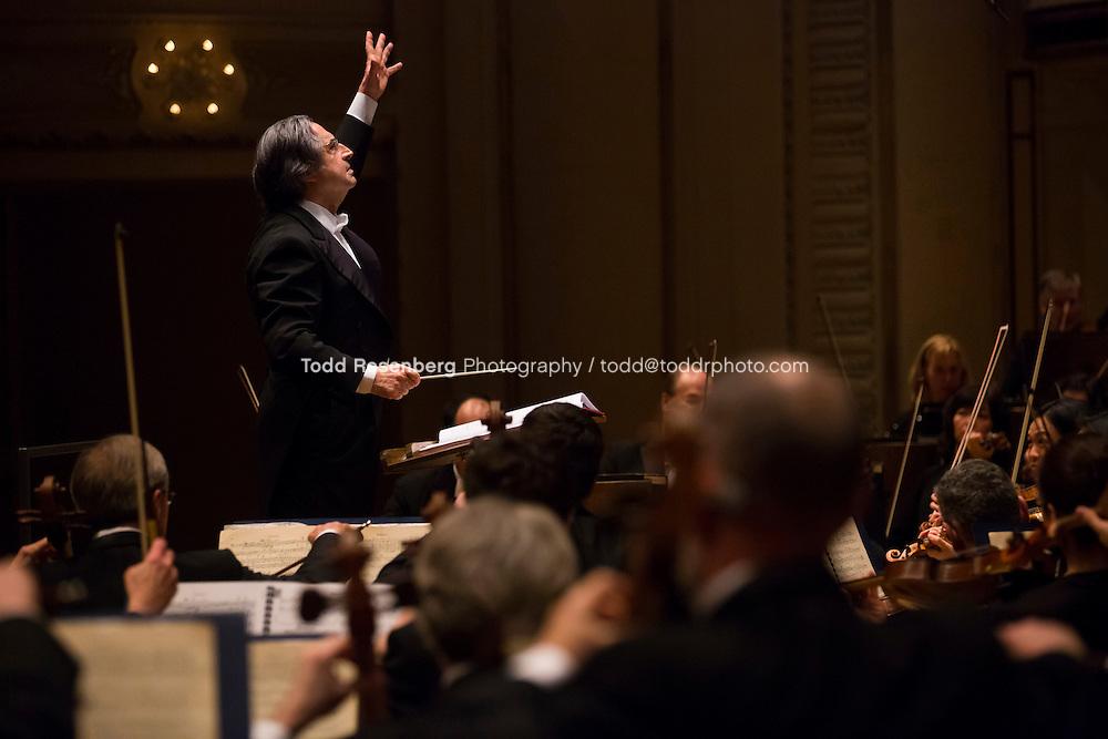 4/7/16 8:41:17 PM --  The Chicago Symphony Orchestra<br /> <br /> Berlioz's Romeo and Juliet<br /> <br /> Maestro Riccardo Muti<br /> Chicago Symphony Orchestra<br /> Ekaterina Gubanova mezzo-soprano<br /> Paul Groves tenor<br /> Dmitry Belosselskiy bass<br /> The Chicago Symphony Chorus<br /> Duain Wolfe chorus director<br /> <br /> &copy; Todd Rosenberg Photography 2016