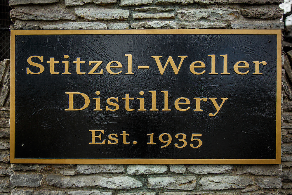 The entrance to Stitzel-Weller Distillery in the Shively area of Louisville, Kentucky, January 30, 2015. Gary He/DRAMBOX MEDIA LIBRARY
