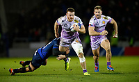 Rugby Union - 2019 / 2020 European Rugby Heineken Champions Cup - Pool Two: Sale Sharks vs. Exeter Chiefs<br /> <br /> Sam Simmonds of Exeter chiefs at AJ Bell Stadium.<br /> <br /> COLORSPORT/LYNNE CAMERON