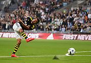 STOCKHOLM 2016-08-04<br /> KVAL TILL EUROPA LEAGUE AIK VS PANATHINAIKOS<br /> Ahmed Yasin i AIK under matchen mellan AIK och Panathinaikos p&aring; Tele2 Arena, torsdag den 4 augusti 2016.<br /> Foto: Nils Petter Nilsson/Ombrello<br /> ***BETALBILD***