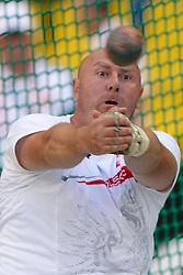 10-08-2013 ATLETIEK:  IAAF WORLD CHAMPIONSHIPS: MOSKOU<br /> SZYMON ZIOLKOWSKI<br /> ***NETHERLANDS ONLY***<br /> ©2012-FotoHoogendoorn.nl