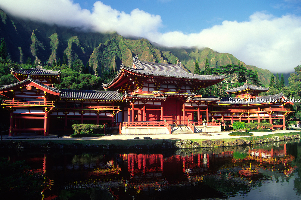 Byodo-in Temple, Kaneohe, Hawaii<br />