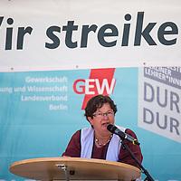 2016/06/20 Berlin | Politik | GEW Warnstreik