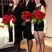 NLD/Amsterdam/20120617 - Premiere Het Geheugen van Water, cast, Tjitske Reidinga, Anneke Blok, Rick Nicolet