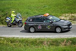 Avto Triglav during 1st Stage of 25th Tour de Slovenie 2018 cycling race between Lendava and Murska Sobota (159 km), on June 13, 2018 in  Slovenia. Photo by Vid Ponikvar / Sportida