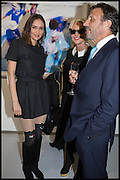 SASHA VOLKOVA; AMANDA ELLIASCH; ROCCO FORTE, Dancing Away – Photographic works by Mikhail Baryshnikov. Exhibition hosted by ContiniArtUK and  jewellery designers Damiani. New Bond St. London. 27 November 2014
