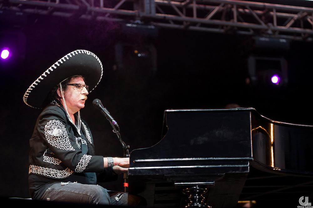 Charly Garcia.Vive Latino.Foro Sol.Photo © Chino Lemus.