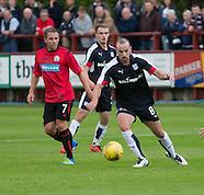 12-07-2016 Brechin City v Dundee XI