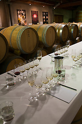New Zealand, South Island, Marlborough, winery touring and tasting of Cloudy Bay Winery  Sauvignon Blanc and Pinot Noir wine. Photo copyright Lee Foster. Photo #126284