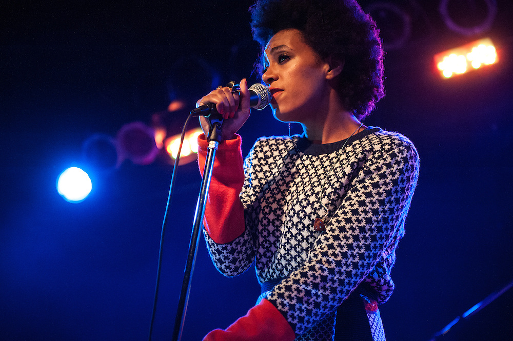 Solange at Bottom Lounge