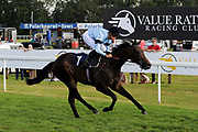 Audio ridden by Thore Hammer Hansen and trained by Richard Hannon in the Sds Maiden Auction Stakes race.  - Ryan Hiscott/JMP - 02/08/2019 - PR - Bath Racecourse - Bath, England - Race Meeting at Bath Racecourse