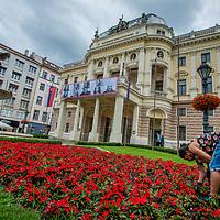 Slovakia Budapest Salzburg Munich