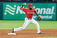 Texas Rangers and the Los Angeles Angels 10 April 2018