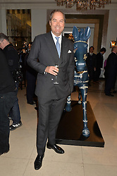 The HON.HARRY HERBERT at the Longines World's Best Racehorse Awards 2014 hosted by Longines and the International Federation of Horseracing Authorities held at Claridge's, Brook Street, London on 20th January 2015.
