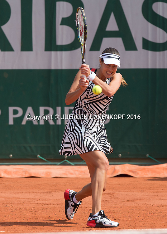 Ana Ivanovic (SRB)<br /> <br /> Tennis - French Open 2016 - Grand Slam ITF / ATP / WTA -  Roland Garros - Paris -  - France  - 28 May 2016.