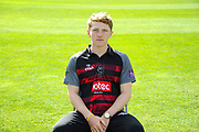 Royal London One-Day Cup kit portrait of Dom Bess during the Somerset County Cricket Club PhotoCall 2017 at the Cooper Associates County Ground, Taunton, United Kingdom on 5 April 2017. Photo by Graham Hunt.