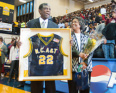2014-15 A&T Men's Basketball vs NCCU
