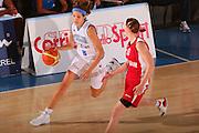 Bormio 26 luglio 2008 <br /> Basket Torneo Internazionale Femminile <br /> Italia - Belgio <br /> Nella foto: Ballardini <br /> Foto Ciamillo-Castoria