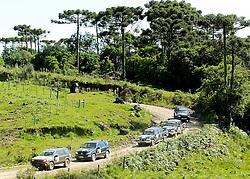 Trilha off-road na serra gaúcha entre as cidades de São Francisco de Paula, Canela, Gramado e Nova Petrópolis. Foto: Jefferson Bernardes/ Agência Preview